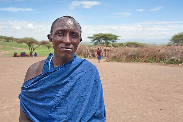 visit maasai warriors with allen tanzania safaris