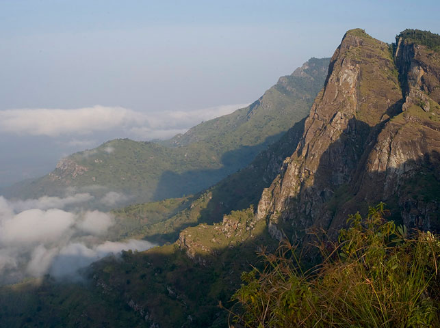 allan tanzania safaris / spot irente view point, usambara mountains